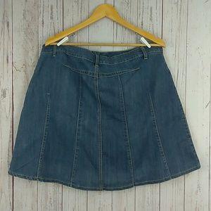 la blues Skirts - LA Blues denim skirt sz 18W